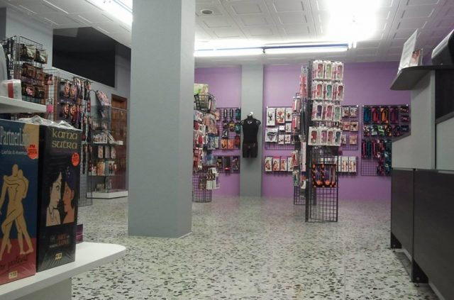 Sex shop eros Santa coloma